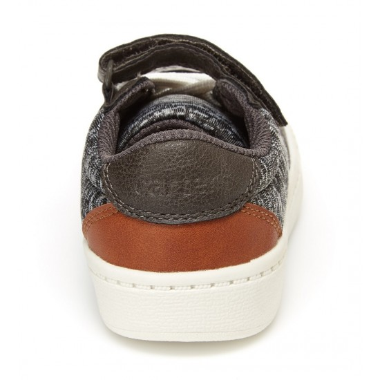 Carter's Toddler Boys Casual Sneaker- Grey
