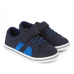 Boys Low Top Sneakers - Navy By Gymboree